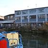 Kingsland basin + Canalside Studios, Regents Canal, Hackney - 02