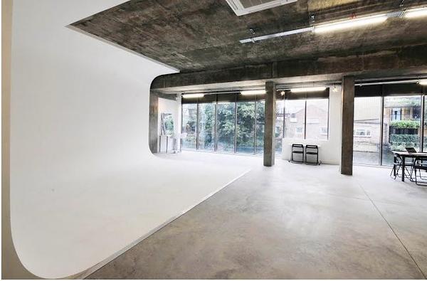 Lock Studios - Regents canal, Hackney - 5