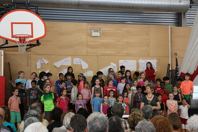 2015 TPS Grandparents and Great Friends Day - 3rd Grade (Photos by Kate Riccardi and Beth Lundy)