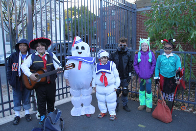 Halloween 2014 - photos by Kate Riccardi
