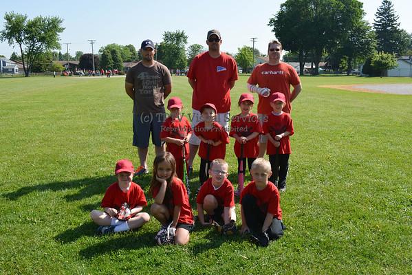 Grade School Baseball - 2014