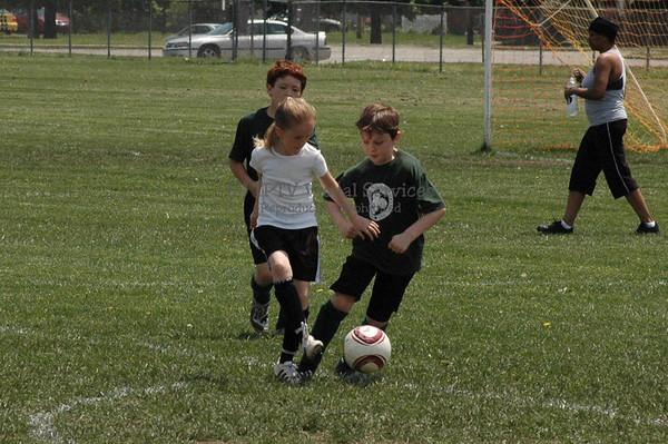 Grade School Soccer