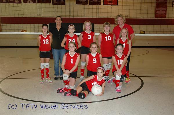 Grade School Volleyball