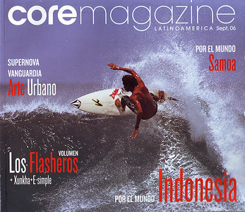 COVER, CORE, MATTIAS MULANOVICH, INDONESIA