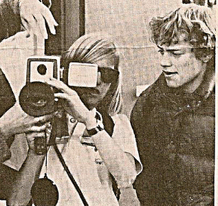 TR & TC first video camera 1979...