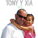 T & Xia Xmas 2009!