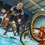 NATIONAL INDOOR CYCLE SPEEDWAY CHAMPS