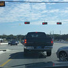 MAYICHANGELANES?  10:27 AT 2:13 PM  While  heading East on Palmar Land and Mopac overpass this guy decided he needed to turn left at the next traffic signal.  Of course we let him in.  Hmm! I wonder if we tried that would the other guy let us  in?  Tell me - did the driver make a late decision to get into left turn lane, lack of attention or was the line behind us too long for the driver to get into the queue to turn left, or  is this guy new to  Austin!