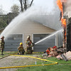 ROMULUS, MI HOUSE BURN DOWN (4.26.2009) :