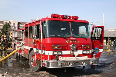 NIPSTA FIRE ACADEMY 3/6/2009