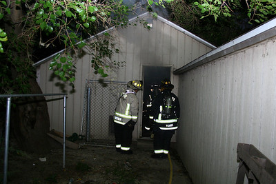 PEOTONE FPD IL, HOUSE BURN 9/18/2008