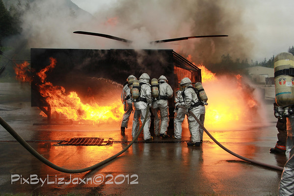 2012 IDARNG ARFF TRAINING 2012
