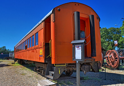 LIRR MUSEUM OYSTER BAY