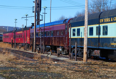 TRAINS OF PORT JERVIS