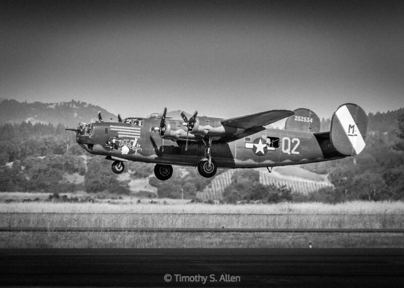 Witchcraft - WWII B-24 Liberator