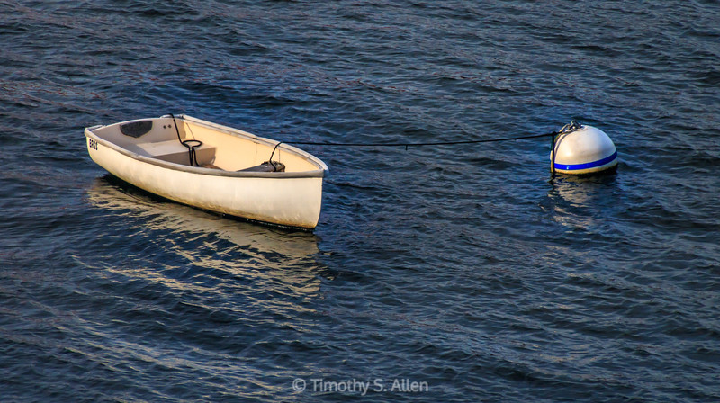 Dingy and Float