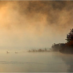 "Print title : "" OCTOBER MORNING "" * File #5757"