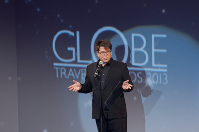 Travel Weekly - Golden Globes 2013 @ Grosvenor House