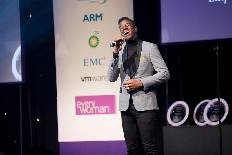 everywoman in technology FDM awards. 17th March 2015. London Hilton Park Lane