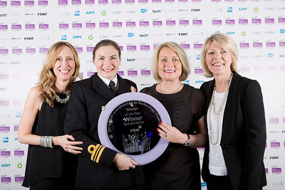 everywoman in technology FDM awards. 17th March 2015. London Hilton Park Lane