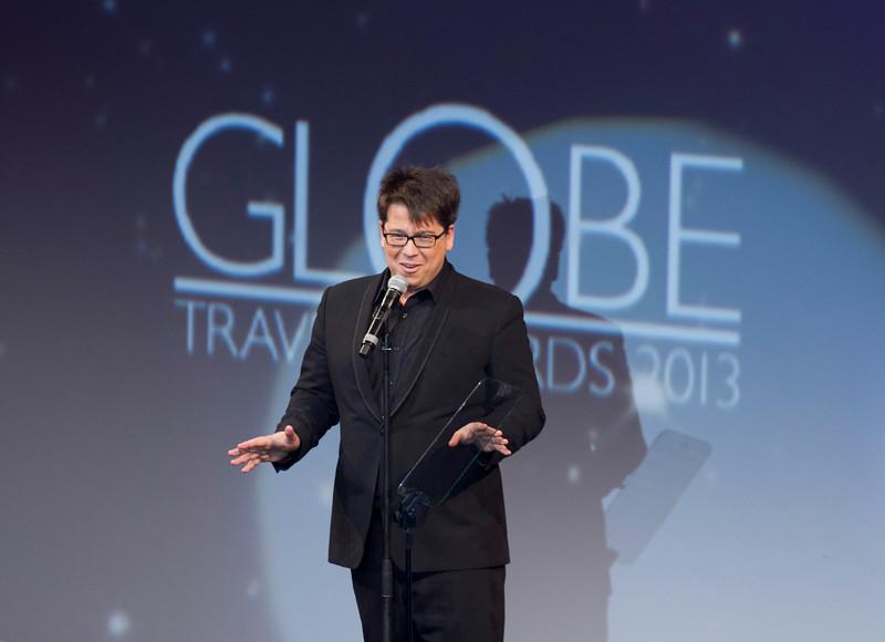 Travel Weekly - Golden Globes 2013 @ Grosvenor House