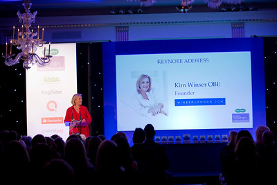 2015 Specsavers everywoman in Retail Ambassador Awards. 17th September 2015. Claridges London.