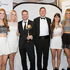 Travel Weekly Globe Awards. 16th January 2014. Grosvenor House Hotel London.