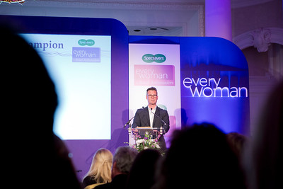 2014 Specsavers everywoman in Retail Ambassador Programme. 23rd September 2014. The Waldorf Hilton Hotel London.