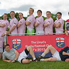 Lloyd's Rugby 7's 2013 Tournament; Richmond Athletic Ground; 16th May 2013; Team - Liberty