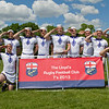 Lloyd's Rugby 7's 2013 Tournament; Richmond Athletic Ground; 16th May 2013; Team - Price Forbes