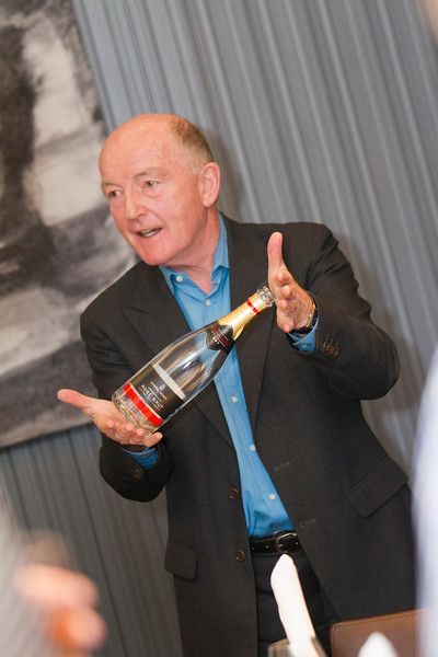 Celebrity Cruises; Oz Clarke TAP Event; Brooklands Hotel; 14th March 2013