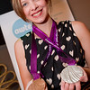 AWTE Chair Awards, Special Guest Presenter; Bethy Woodward, Dirty Martini - London, 16th October 2012
