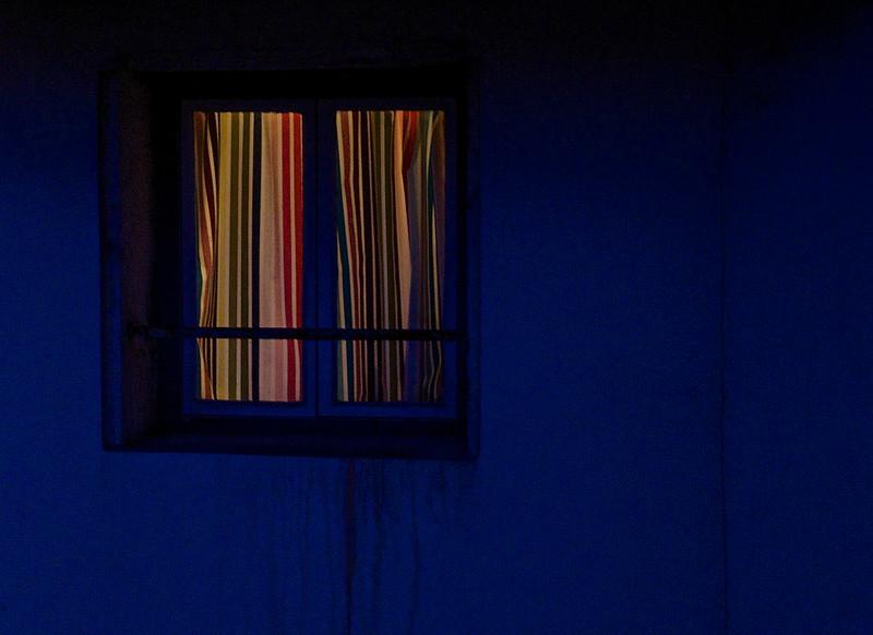 Dawn Window.  Montpellier, France.