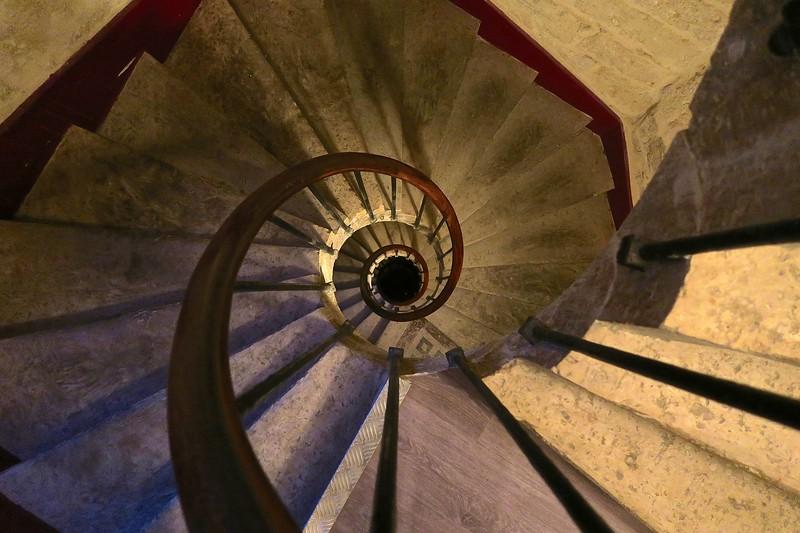 Spirals.  Montpellier, France.