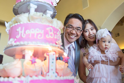 Eunice turns ONE Event Pictures