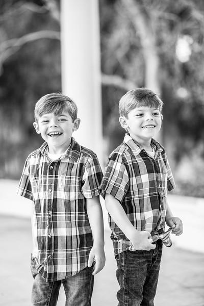 Gabriel and Gideon - Portraits