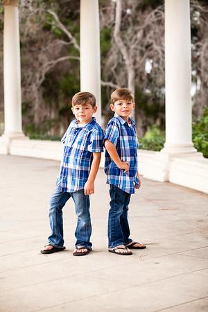 Gabriel and Gideon
