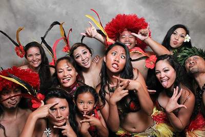 Patricia Carmina's 18th Birthday - Photobooth