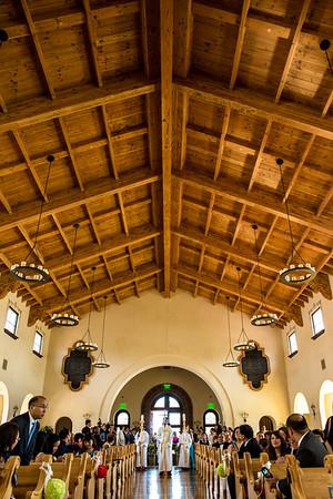 Patricia and Hans - Church