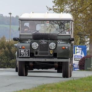 MLC733 1951 Land Rover