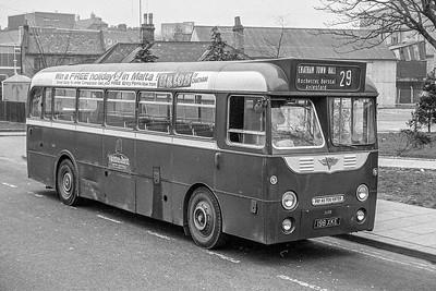 1963 AEC Reliance with Harrington body