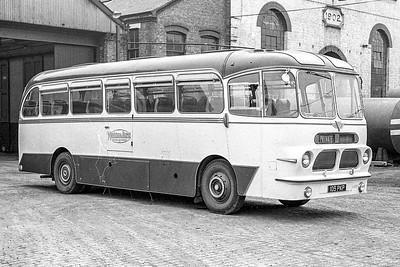 1961 AEC Reliance with Harrington body