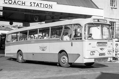 1964 AEC Reliance with Harrington Cavalier body