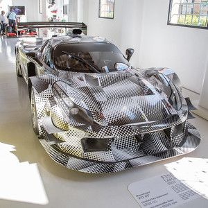 Casa Enzo Ferrari Museum