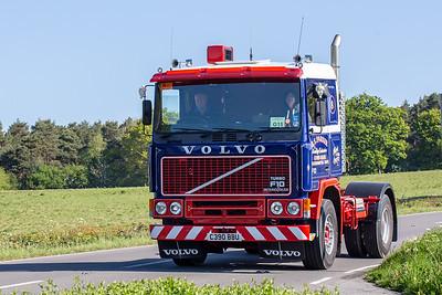 1985 Volvo F10
