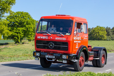 1977 Mercedes Benz NG73 1622