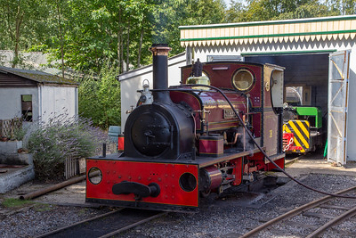 Hollycombe Quarry Railway