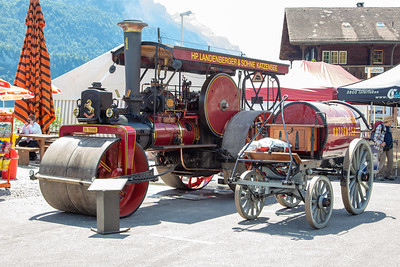 Brienz Steam days