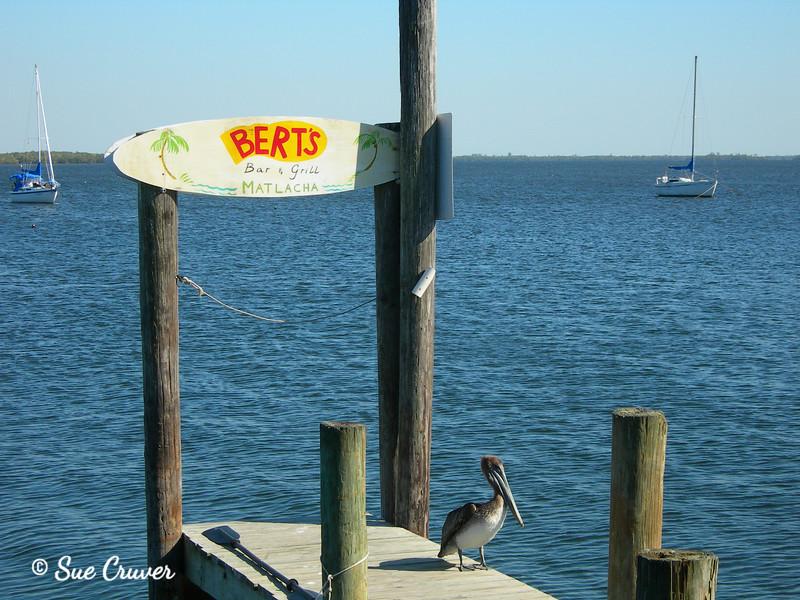 Bert's Boat Dock