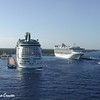 Cruise Ships in Dock
